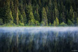Trillium Lake, Oregon, Lake, Emerald Essence, Evergreen, Green, Emerald