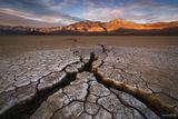 Death Valley National Park, California, Death Valley, National Park, Forces of Nature, Forces, Nature, Cracks, Mudcracks, Mud Cracks