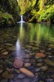 Punchbowl Falls, Oregon, Punchbowl, Falls, Gran Finale, Columbia River Gorge, Waterfall, Punch Bowl Falls, Columbia River, Gorge, Gran Finale