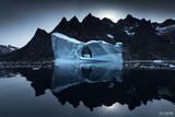 Greenland, Southern Greenland, Ice Castle, Iceberg, Glacier, Water