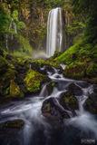 Washington, Jurassic, Waterfall, Water, stream, river, waterfalls, Vertical Drop