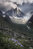 Greenland, Southern Greenland, Mountain's Breath, Mountain