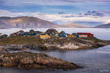 Greenland, Southern Greenland, Alluitsup Paa, Village, Once Upon a Time
