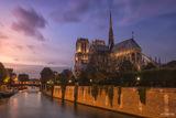 Notre Dame Cathedral, Paris, France, Notre Dame, Cathedral, Catholic, Ile de la Cite, French, Gothic Architecture, Gothic