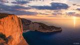 Shipwreck Beach, Zakynthos, Greece, Paradise Found