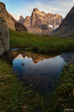 Greenland, Southern Greenland, Pause and Reflect, Reflection