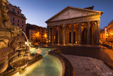 Pantheon, Rome, Italy, Temple of the Gods, Temple, Gods, Roman temple, Roman, Church, Marcus Agrippa, Hadrian, Corinthian columns, oculus, dome