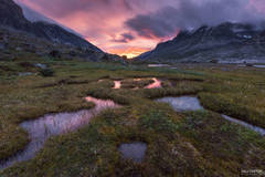 Southern Greenland, Afterglow, Glow