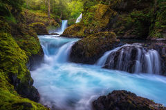 Spirit Falls, Washington, Aquamarine Dream, Columbia River Gorge