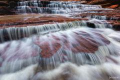 Zion National Park, Utah, Zion, National Park, Archangel Falls, Cascade Symphony, Left Fork North Creek, The Subway, Great West Canyon, Zion Wilderness