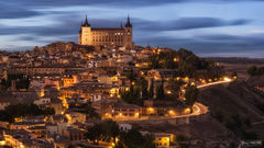 Toledo, Spain, City on a Hill, Castile–La Mancha, Imperial City, City of the Three Cultures