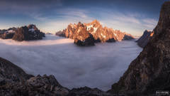 Southern Greenland, Cloud 9