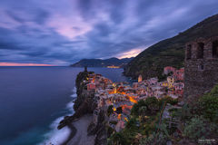 Vernazza, Cinque Terre, Italy, Distant Memories, Liguria, La Spezia, Italian Riviera, Fishing Villages, Port
