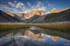 Arrigetch Peaks Wilderness, Gates of the Arctic National Park, Alaska, Granite King