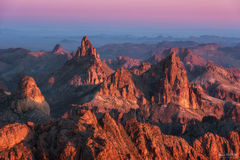 Kofa National Wildlife Refuge, Arizona, Infinite Layers