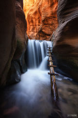 Kanarra Creek, Kanarraville, Utah, Into the Unknown, Slot Canyon