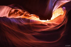 Page, Arizona, Lava Flow, Canyon, Gorge, River Bed, Slot Canyon