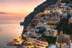 Amalfi Coast, Italy, Sparkling Positano, Village, Campania, Resort, Holiday, Villa, Hills, Positano Skyline