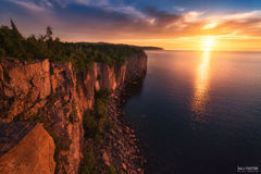 Palisade Head, Silver Bay, Minnesota, Superior Vista, North Shore, Lake Superior, Tettegouche State Park, Duluth