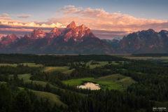 Grand Teton National Park, Wyoming, Teton Magic, Jackson Hole
