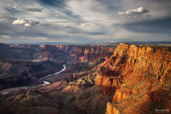 Grand Canyon National Park, Arizona, Time and Chance