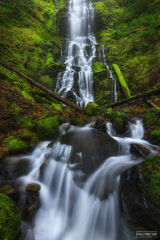 Veiled, Washington, Long Exposure Photography, Waterfalls