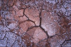 Death Valley National Park, California, What Lies Beneath, Cracked Mud, Mudcracks, Salt