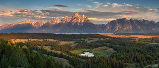 Grand Teton National Park, Wyoming, Jackson Hole, A Grand Morning