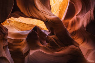 Page, Arizona, A Matter of Time, Slot Canyon, Sandstone