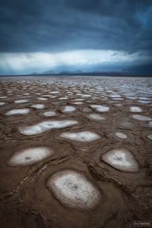 Death Valley National Park, California, Alien Landscape, Salt Pans, Salt Flats, Deserts, evaporation, minerals