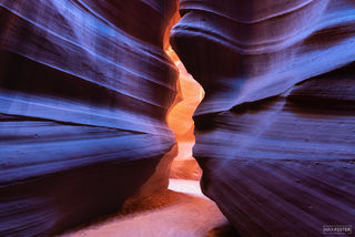 Antelope Canyon, Page, Arizona, Slot Canyon, American Southwest, Candle in the Wind