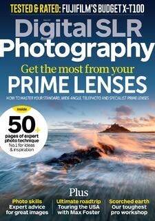 Digital SLR Photography, October 2018, Issue 143, Ultimate Roadtrip, Touring the USA with Max Foster