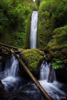 Gorton Creek Falls, Oregon, Divide and Conquer, Columbia River Gorge