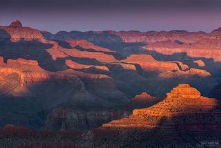 Grand Canyon National Park, Arizona, Divine Light, Colorado River