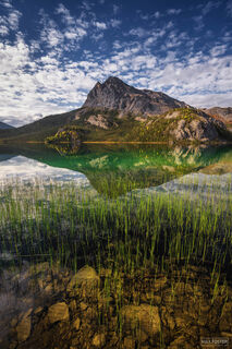 Arrigetch Peaks Wilderness, Gates of the Arctic National Park, Alaska, Emerald Waters