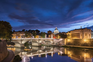 Rome, Italy, Eternal Light, Vatican City, Vatican, Tiber, Eternal, Light