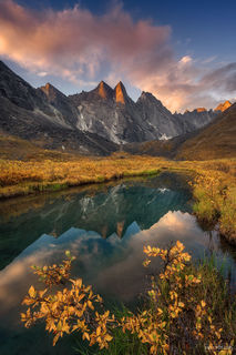 Arrigetch Peaks Wilderness, Gates of the Arctic National Park, Alaska, Kingdom of the North