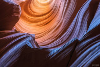 Page, Arizona, Lightwaves, Light, Slot Canyon