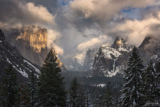 Yosemite National Park, California, Majestic Valley