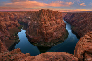 Horseshoe Bend, Page, Arizona, Colorado River, Glen Canyon Dam, Lake Powell, Glen Canyon National Recreation Area, Quiet Contemplation