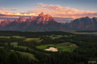 Grand Teton National Park, Wyoming, Teton Magic, Jackson Hole, Greater Yellowstone Ecosystem