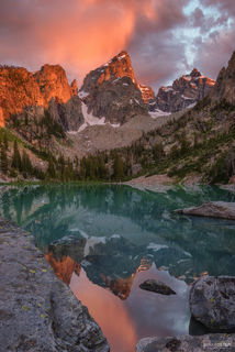 Grand Teton National Park, Wyoming, The Oracle