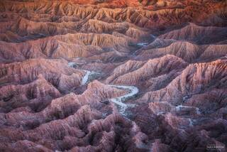 Anza-Borrego Desert State Park, California, The Path Less Traveled