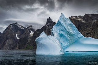 Southern Greenland, Tip of the Iceberg