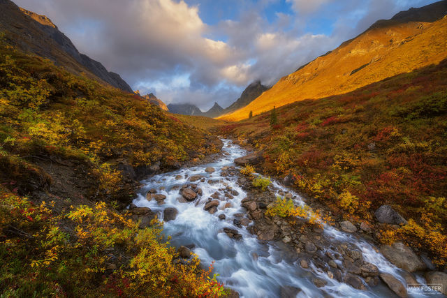 Arrigetch Peaks Wilderness, Gates of the Arctic National Park, Alaska