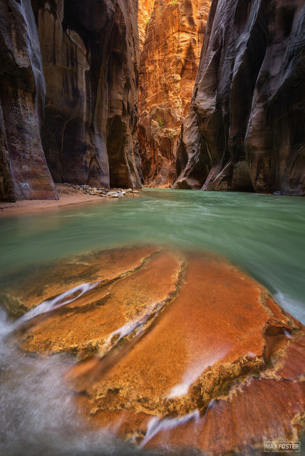 Zion National Park, Utah, The Narrows, Awestruck, Zion Canyon, Virgin River, Slot Canyon