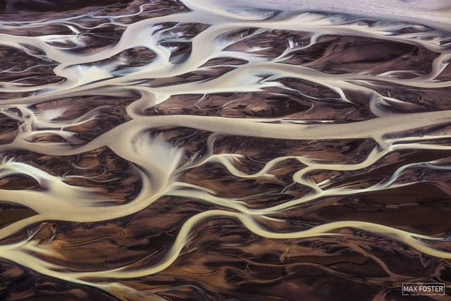 Iceland, River, Brain Waves