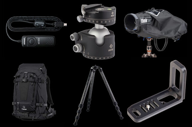 12 Must Have Camera Accessories for Outdoor Photographers