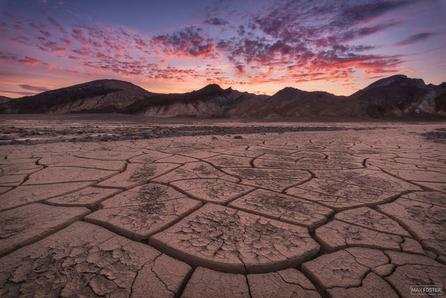 Death Valley National Park, California, Mojave Desert, Desert Daybreak