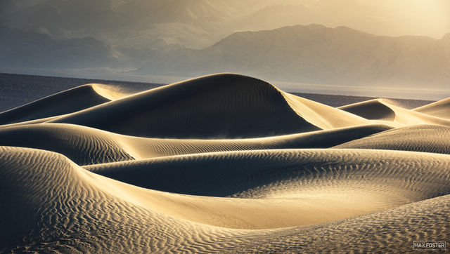 Mesquite Flat Sand Dunes, Death Valley National Park, California, Mesquite Flats, Sand Dunes, Sand, Dunes